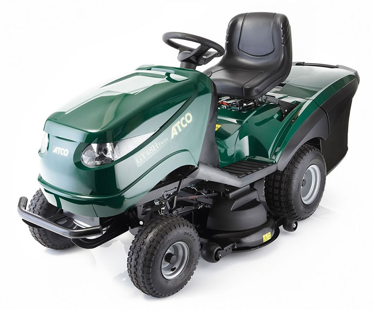 ATCO 48H TWIN LAWN TRACTOR