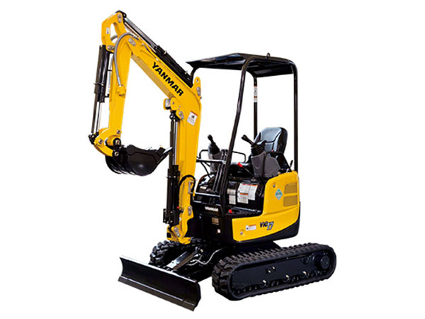 plant hire homepage photo yanmar digger