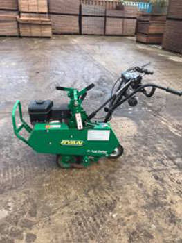 Turf Cutter plant hire Marvall Services Royston UK